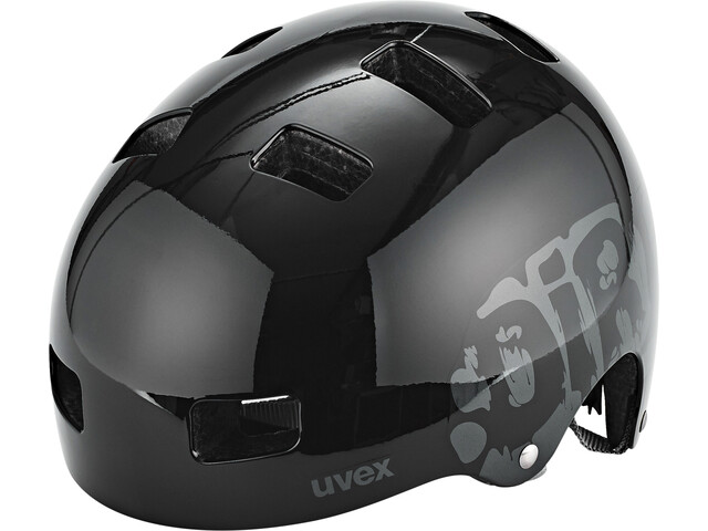 UVEX Kid 3 Helmet Kinder dirtbike black